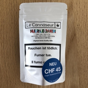 CBD - HARLEQUIN - 5.8 g